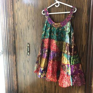 Dresses & Skirts - Patchwork Dress
